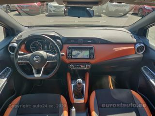 Nissan Micra N-Connecta Tech Pack 0.9 IG-T 66kW