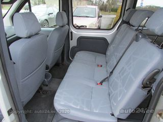 Ford Transit Connect 1.8 R4 81kW