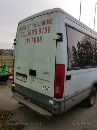 Iveco Daily 3.0 78kW