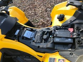 Can-Am Outlander XT 1000 V2 ROTAX 61kW