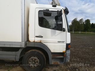 Mercedes-Benz 1217l4*2 125kW