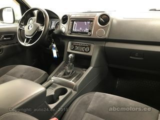 Volkswagen Amarok Highline Ultimate N1 2.0 TDI 132kW