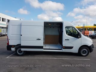 Renault Master Pack Clim maxi L3H2 3,5T 2.3 96kW