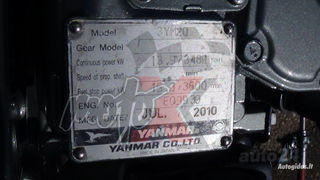 Yanmar 3YM20