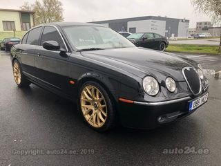 Jaguar S-Type 3.0 V6 175kW