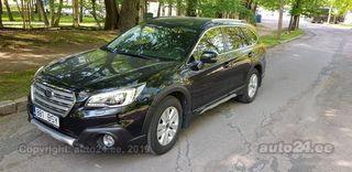 Subaru Outback Base  Eye Sight 2.5 DOCH Boxer 129kW