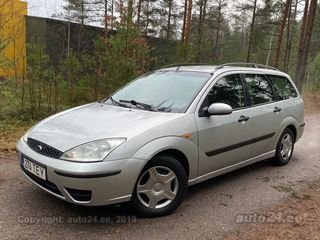 Ford Focus FACELIFT TURNIER 1.8 TURATORG TDI 66kW
