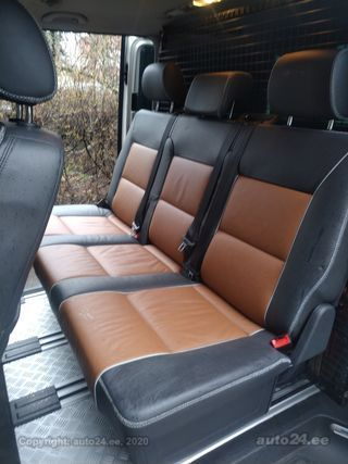 Volkswagen Multivan Panamericana 4 Motion N1 2.0 132kW