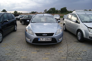Ford Mondeo 1.8 92kW