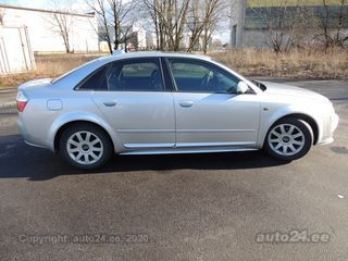 Audi A4 B6 ULTRASPORT 1.8 AMB 125kW