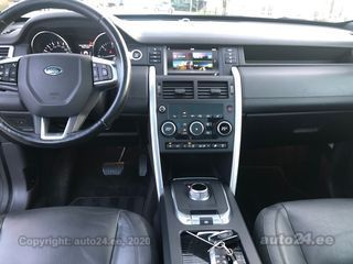 Land Rover Discovery Sport HSE LUXURY SD4 AWD 7K 2.2 140kW