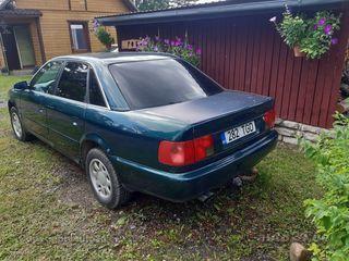 Audi A6 2.8 V6 142kW