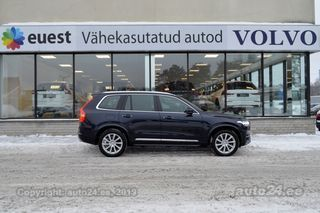 Volvo XC90 AWD 360 INSCRIPTION XENIUM INTELLI SAFE FULL 2.0 D5 MY2016 165kW