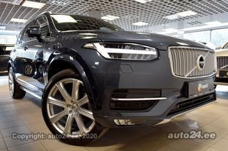 Volvo XC90 AWD B&W LUX+ INSCRIPTION XENIUM INTELLI FULL 2.0 D5 WINTER PRO 173kW