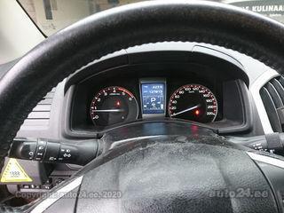 Isuzu D-Max LSX 2.5 TwinTurbo 120kW