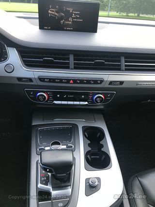 Audi Q7 3.0 TDI 200kW