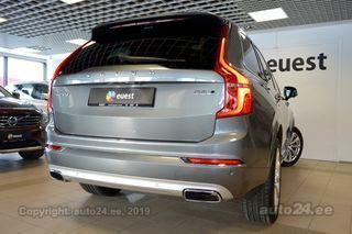 Volvo XC90 AWD B&W 360 INSCRIPTION XENIUM INTELLI WINTER 2.0 D5 MY2019 173kW