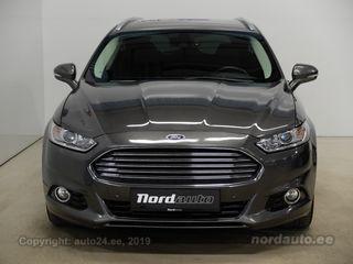 Ford Mondeo Titanium 2.0 TDCI 110kW