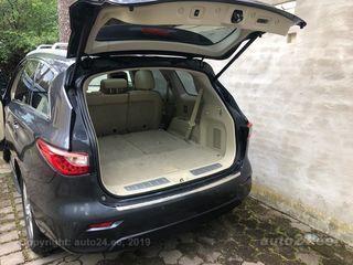 Infiniti JX35 L50 3.5 V6 198kW