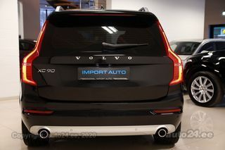 Volvo XC90 AWD XENIUM 7 INTELLI SAFE WINTER PRO MY16 2.0 D5 165kW