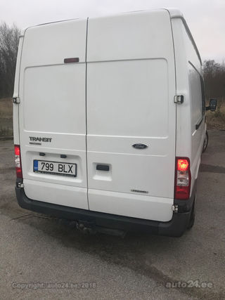 Ford Transit Trend 2.2 103kW