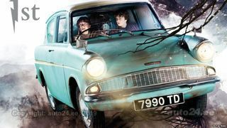 Ford Anglia DeLuxe 1.0