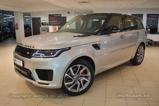 Land Rover Range Rover Sport Autobiography Dynamic 5.0 Supercharged V8 375kW