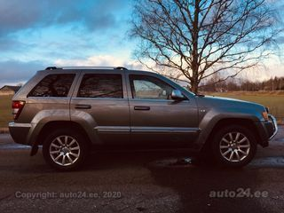 Jeep Grand Cherokee Overland 3.0 CRD 160kW