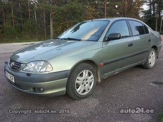 Toyota Avensis 2.0 D4D 81kW