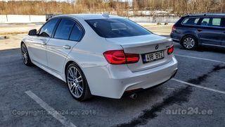 BMW 318 d M-Sportpakett 2.0 110kW