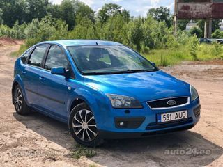 Ford Focus Facelift Comfort 2 0 107kw Auto24 Ee