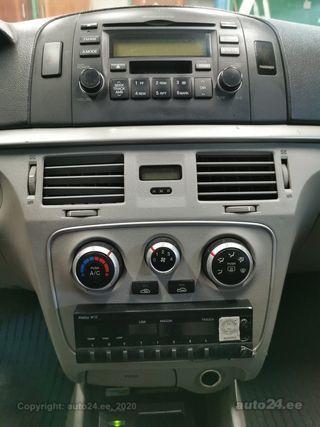 Hyundai Sonata 2.4 kat 119kW