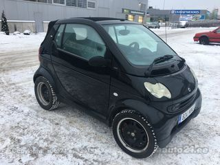 Smart City Coupe 0.6 40kW