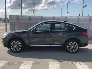 BMW X4 Xdrive35d 3.0 D 230kW