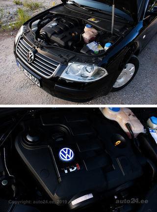 Volkswagen Passat Variant Comfortline 1.9 TDI 74kW