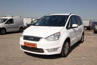 Ford Galaxy Facelift Version 2.0 103kW