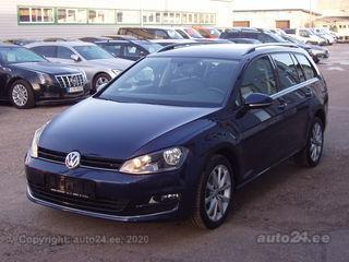 Volkswagen Golf Higline 1.6 TDi 81kW