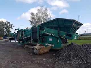 Powerscreen Warrior 1400  83 kW