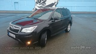 Subaru Forester XS 2.0 110kW