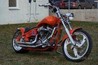 American Ironhorse Tejas S&S 107 V2