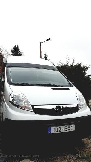 Omavalmistatud Opel Vivaro 2.5 107kW