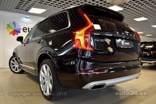 Volvo XC90 AWD 7K 360 B&W INSCRIPTION XENIUM INTELLI SAF 2.0 D5 165kW