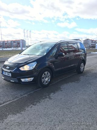 Ford Galaxy 2.0 103kW