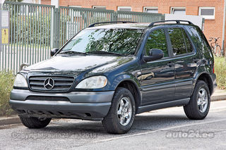 Mercedes-Benz ML 320 3.2 160kW