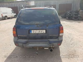 Chevrolet TrailBlazer 4.2 R6 201kW