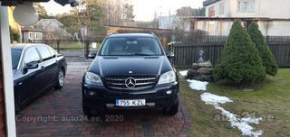 Mercedes-Benz ML 280 3.0 v6 196kW