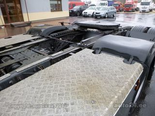 DAF XF 105.460 6x2+EURO5+HYDRAULICS 340kW