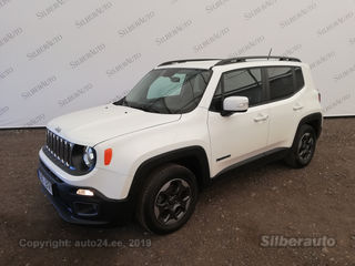 Jeep Renegade 1.6 88kW