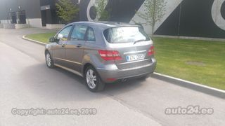 Mercedes-Benz B 180 2.0 80kW