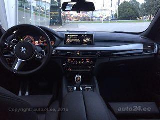 BMW X6 f16 M- pakett 3.0 190kW